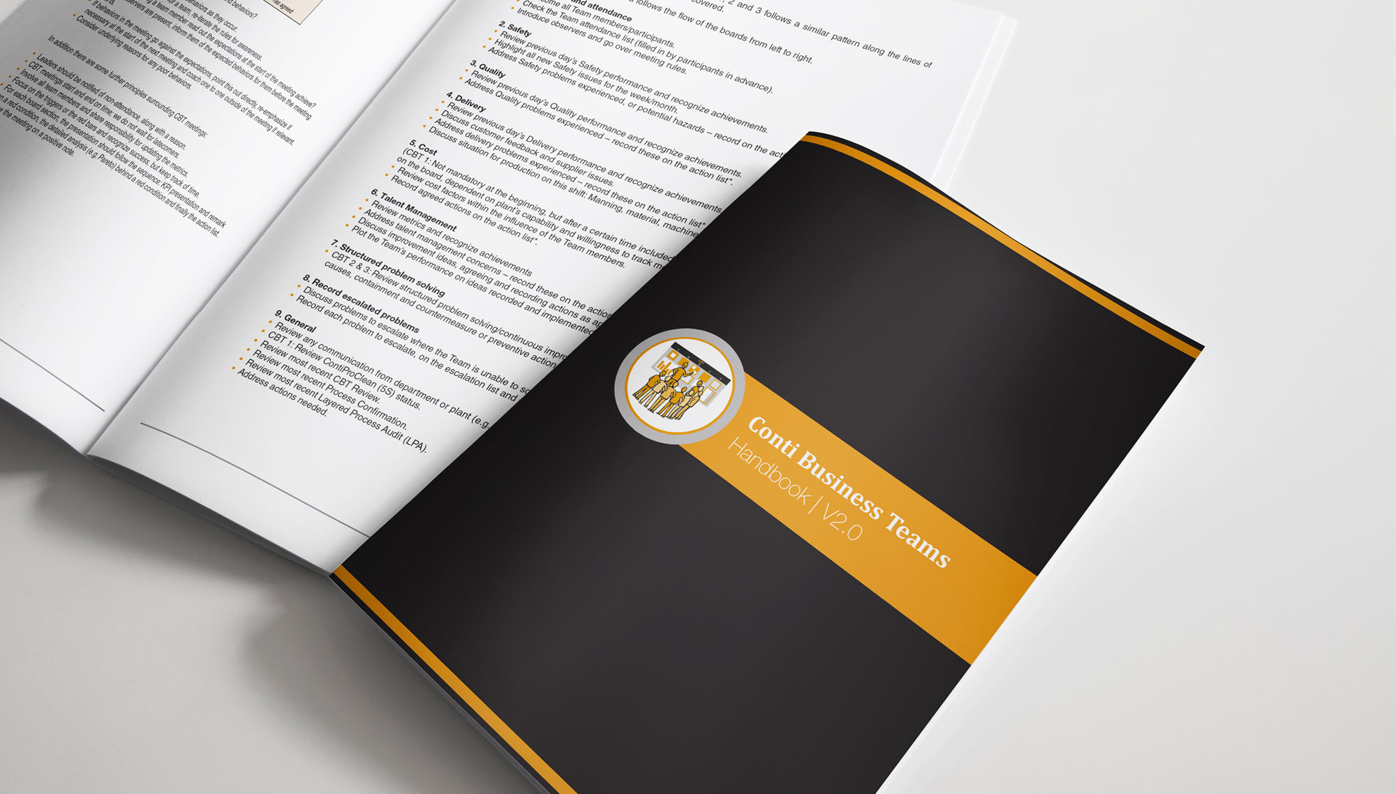 Continental Tyres Training Manuals